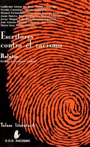 9788488119636: Escritores contra el racismo (Talasa Literatura) (Spanish Edition)