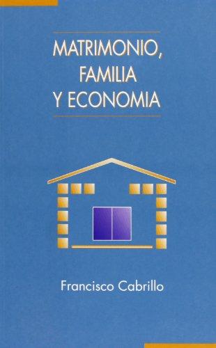 MATRIMONIO, FAMILIA Y ECONOMIA: Francisco Cabrillo