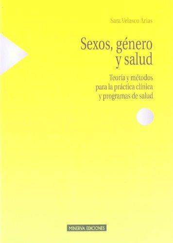 9788488123695: Sexos, género y salud (Minerva Ediciones)