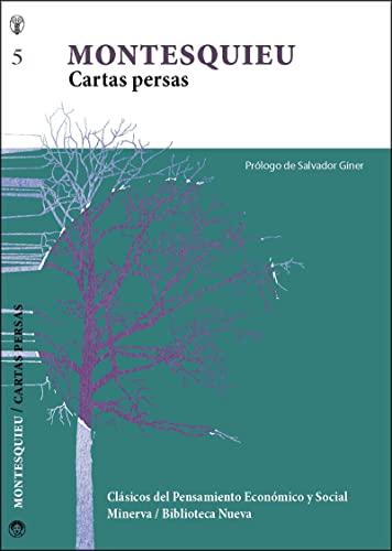 Cartas persas (Spanish Edition) (9788488123794) by Montesquieu