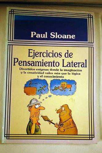 9788488155597: Ejercicios de Pensamiento Lateral (Spanish Edition)