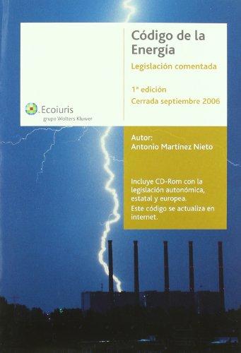 Código de La Energía - Martinez Nieto Antonio