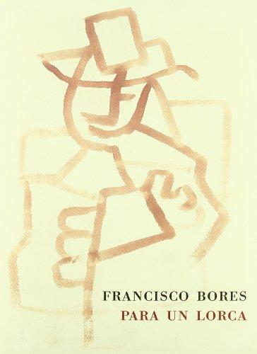 9788488252579: Francisco bores: para un lorca