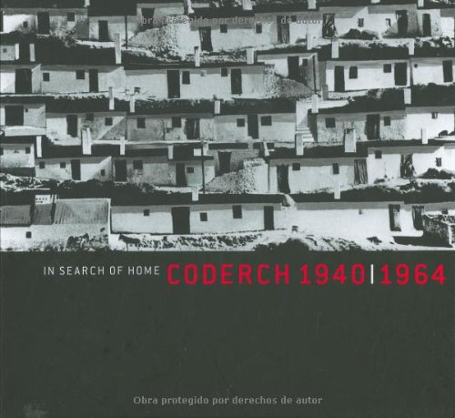 9788488258762: Coderch, 1940-1964: In Search of Home