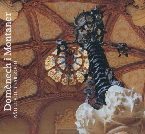 9788488258847: Dom'nech Montaner (English and Spanish Edition)