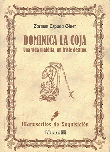 9788488269263: Dominica La Coja