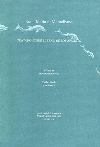 9788488326812: Tratado sobre el sexo de los ángeles (Cuadernos de Trinacria)