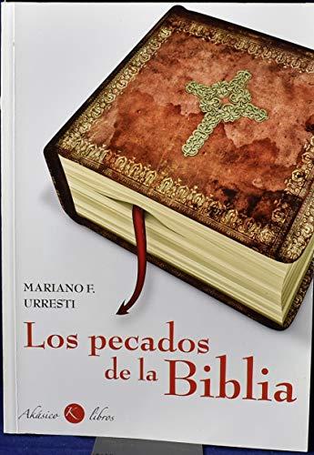 9788488337412: Los Pecados De La Biblia