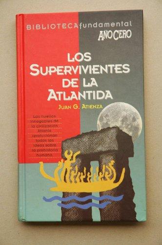 9788488337931: Supervivientes de la atlantida, los