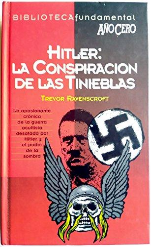 9788488337955: Hitler:la conspiración de las tinieblas