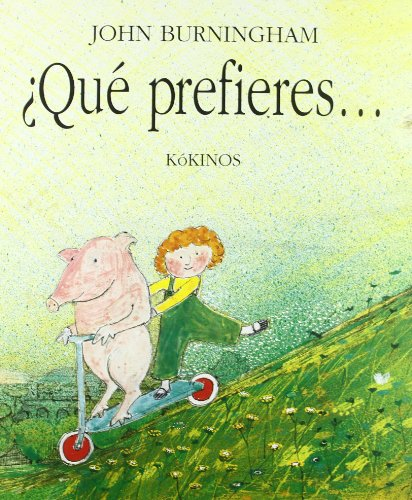 9788488342058: Que Prefieres...? = Would You Rather? (Spanish Edition)