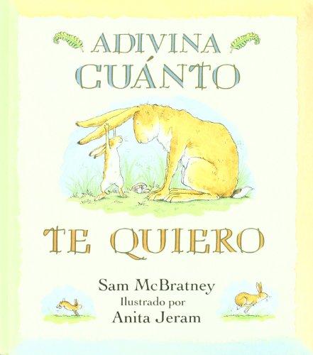 9788488342065: Adivina cuanto te quiero (Spanish Edition)