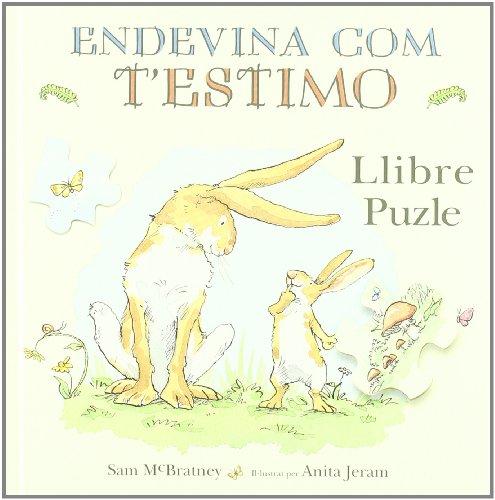9788488342539: Adivina cuanto te quiero : libro puzzle