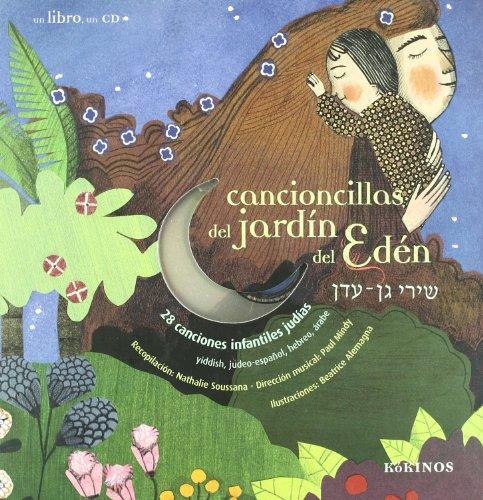 9788488342614: Cancioncillas del jardín del Edén: Comptines du jardin dÉden