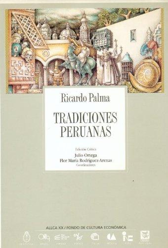 9788488344007: Tradiciones peruanas (Archivos)