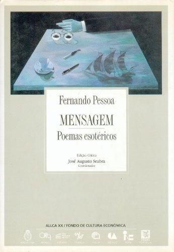9788488344045: Mensagem: poemas esotéricos (Coleccion Archivos) (Spanish Edition)