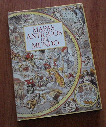 MAPAS ANTIGUOS DEL MUNDO
