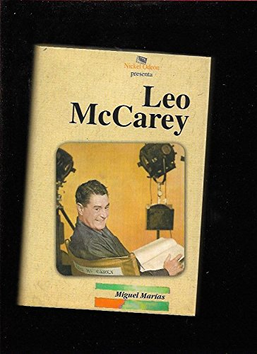9788488370150: LEO MCCAREY (TRIANGLE).