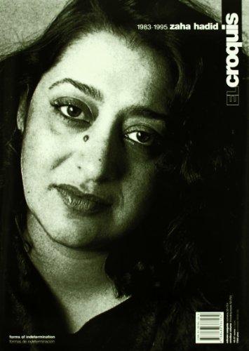Zaha Hadid 1983-1995, Revista el Croquis N52+73: Levene, Richard