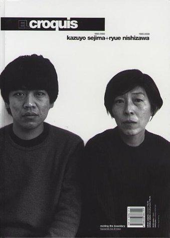 9788488386199: Sejima and Nishizawa 1983-2000: El Croquis 77(I)+99