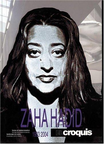 9788488386304: Croquis: Zara Hadid 1983-2004: El Croquis 52/73 (I)/103