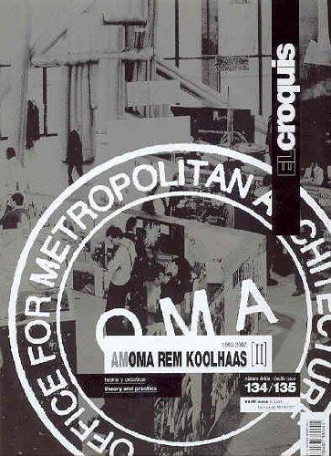 9788488386441: El Croquis 134/135 OMA/ Koolhaas Vol II (English and Spanish Edition)