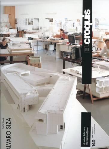 9788488386496: Croquis 140 - alvaro siza 2001-2008: El Croquis 140 (Revista El Croquis)