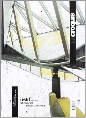 EL CROQUIS 144 EMBT 2000-2009