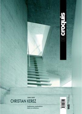9788488386540: Christian Kerez 2000-2009. Ediz. inglese e spagnola: Croquis 145 - christian kerez 2000-2009 (Revista El Croquis)