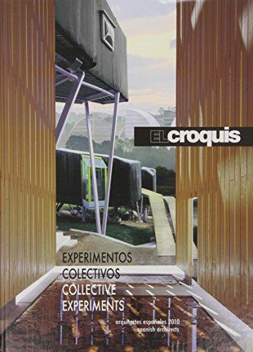 9788488386601: Croquis 148/149 - experimentos colectivos (Revista El Croquis)