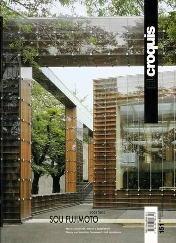 9788488386618: Sou Fujimoto 2003-2010. Ediz. inglese e spagnola: Croquis 151 - sou fujimoto (2003-2010) (Revista El Croquis)