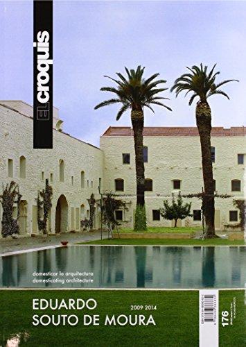 9788488386830: Eduardo Souto De Moura 2009-2014. Ediz. inglese e spagnola: Croquis 176. Eduardo Souto De Moura 2009-2014. Domesticar La Arquitectura. Domesticating Architecture (EL CROQUIS)