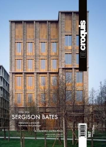 REVISTA EL CROQUIS 187 SERGISON BATES ARCHITECTS: VV.AA.
