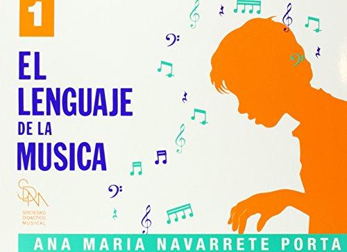 9788488389039: El lenguaje de la música, nivel 1