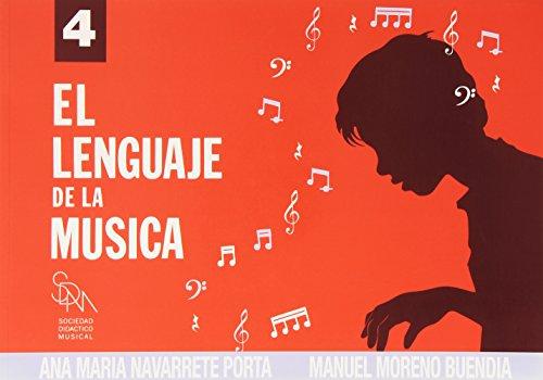 9788488389121: El lenguaje de la música, 4 nivel