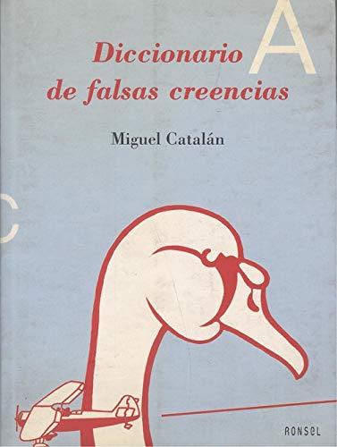 9788488413758: Diccionario de falsas creencias (Spanish Edition)