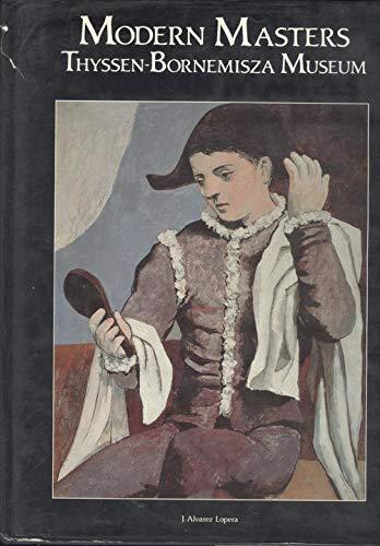 Thyssen Bornemisza Modern masters (english): JOSÉ ALVAREZ LOPERA