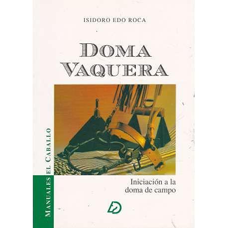 9788488509109: Doma vaquera