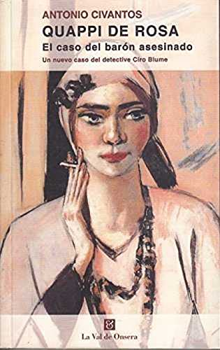 9788488518620: Quappi de Rosa: El Caso del Baron Asesinado (Spanish Edition)