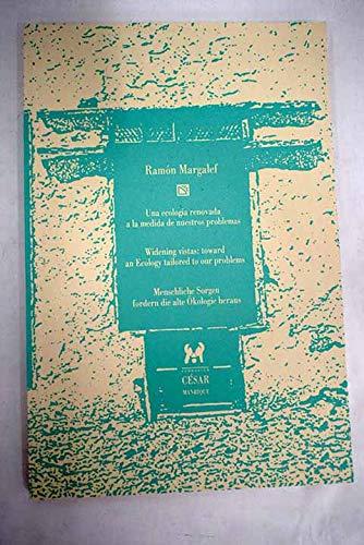 Una ecología renovada a la medida de: Margalef, Ramón