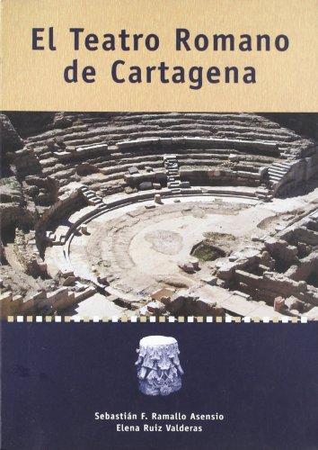 9788488551399: Teatro romano de Cartagena,el