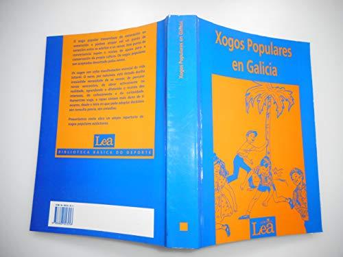 9788488553256: Xogos populares en Galicia