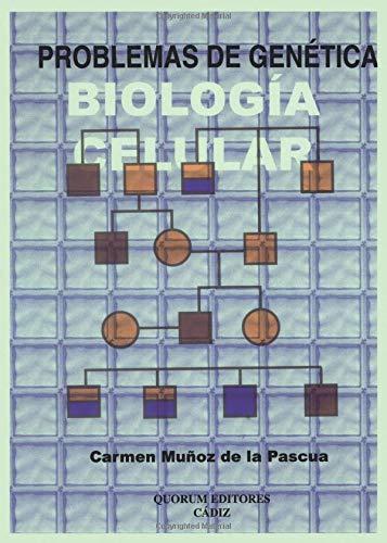 Problemas de Genética (Spanish Edition): Carmen Muñoz De