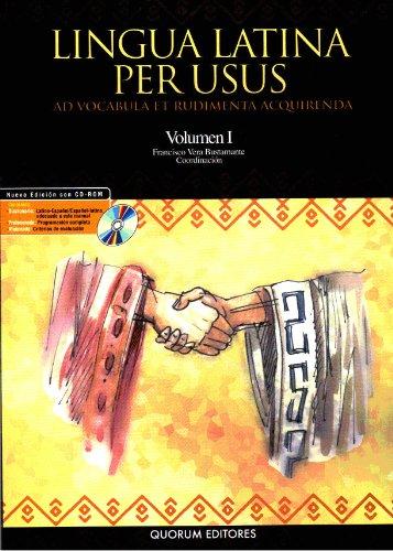 9788488599889: Lingua Latina /Latin Lingua (Spanish Edition)