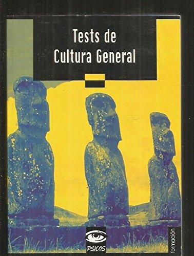 9788488601841: Test de cultura general