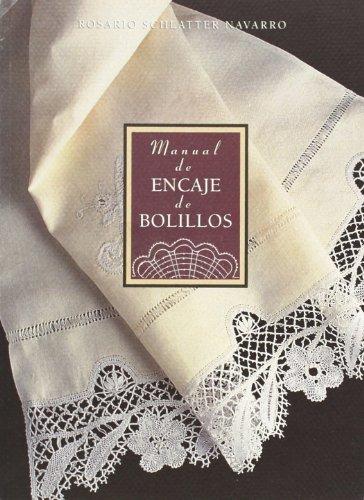 9788488603326: Manual de encaje de bolillos (Spanish Edition)