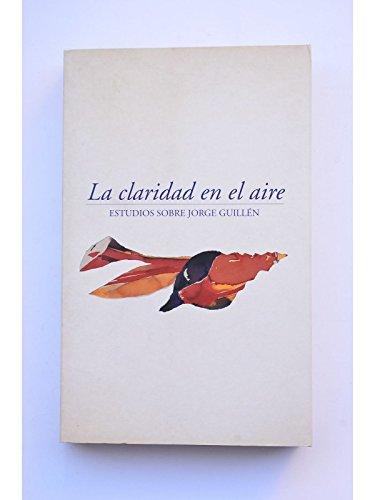 LA CLARIDAD EN EL AIRE - ESTUDIOS: FRANCISCO JAVIER DIEZ