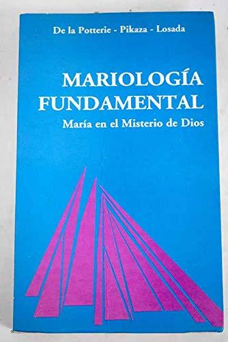 9788488643186: Mariología fundamental: María en el Misterio de Dios (Ágape)