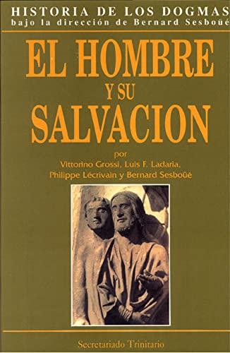 9788488643247: Historia de los dogmas. Vol.2: El hombre y su salvación