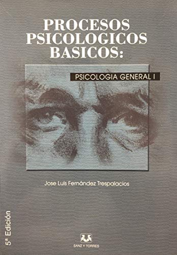 9788488667878: Procesos Psicologicos Basicos: Psicologia General I